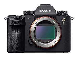 Sony a9 Full Frame Mirrorless Lens Camera