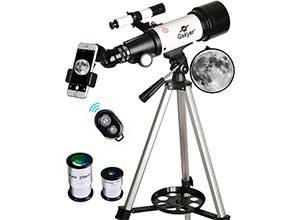 Astronomical Refracting Telescope for Kids