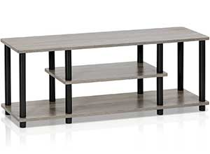 Furinno Turn N Tube 3 Tier TV Stand