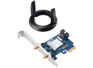 ASUS Wireless AC2100 Bluetooth 5 Wi Fi Adapter