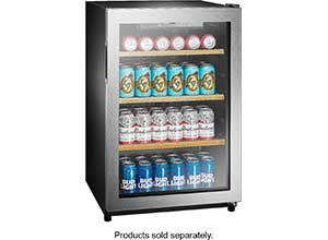 Insignia 130-Can Beverage Cooler