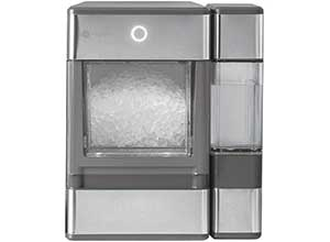 Countertop Nugget Ice Maker LED Lighting