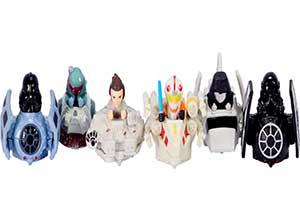 Mattel Hot Wheels Star Wars Battle Rollers