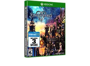 Kingdom Hearts 3 Square Enix Xbox One