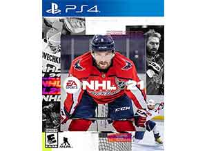 NHL 21 Standard Edition PS4 PS5 game