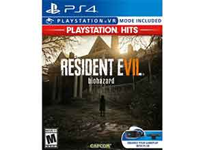 Resident Evil 7 PlayStation Hits