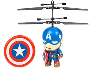 america flying figure marvel
