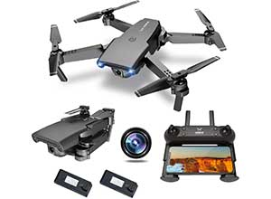 Foldable Drones with 720P HD Camera for Adults