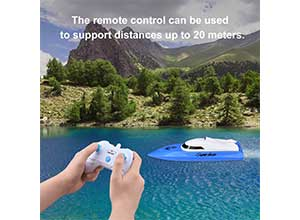 2.4GHz High Speed Remote Control Boat