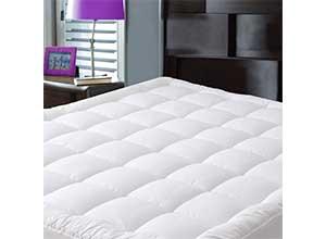 Pillowtop Queen Mattress Pad Cover