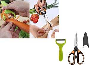 Heavy Duty Dishwasher Safe Kitchen Scissors