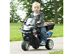Battery Powered 3 Wheeled Ride on Toy 2-5 Year kids