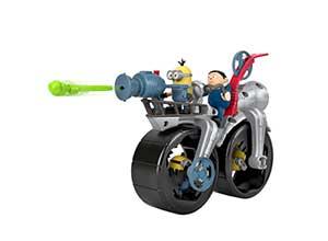The Rise of Gru Grus Rocket Bike