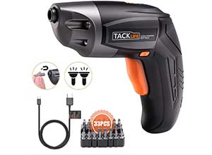 Electric screwdriver cordless Rechargeable