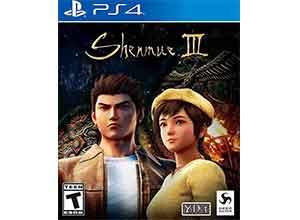 Shenmue III - PlayStation 4 PlayStation 5