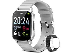 Fitness Tracker IP68 Waterproof Smart Watch