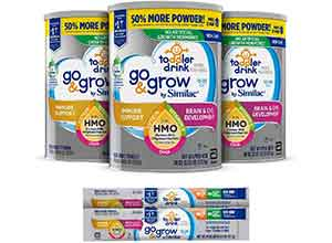 Go and Grow by Similac Toddler Drink