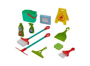Spark Create Imagine with Cleaning Play Set