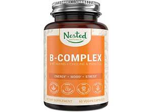 Nested Naturals B-Complex Vitamins