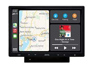 Android Auto Receiver
