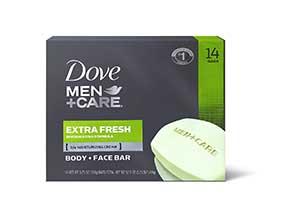 Dove Men plus Care 3 in 1 Bar