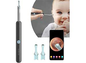 Earwax Remover Tool with Ear Camera