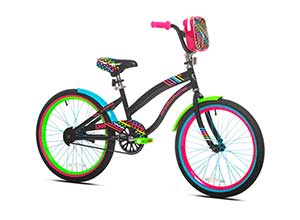 LittleMissMatched 20inch Sweet Style Girls Bike