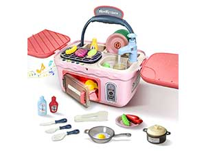 Play Kitchen Pretend Toy for Kids
