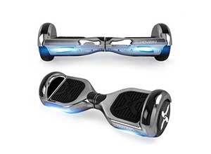 Hover-1 Blue Matrix UL Certified Electric Hoverboard w/ 6.5in Wheels