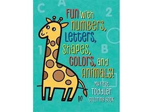 Kids Coloring Activity Books