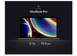 Apple MacBook Pro with Intel Processor