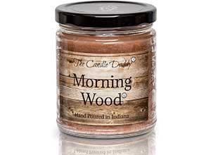 Morning Wood Cedarwood Vanilla Scent Candle