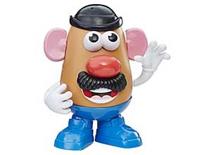 Mr. Potato Head Classic Toy for Ages 2 and up
