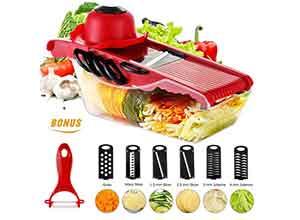 Walfront Slicer Vegetable Cutter Chopper Dicer