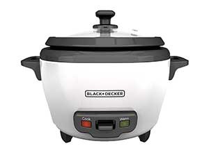 Black and Decker Rice Cooker and Food Steamer