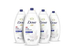 Dove Body Wash with Skin Natural Nourishers