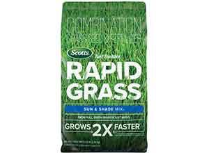 Scotts Turf Builder Rapid Grass
