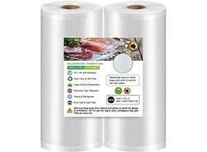 Vacuum Sealer Bags for Food Saver 2 Pack