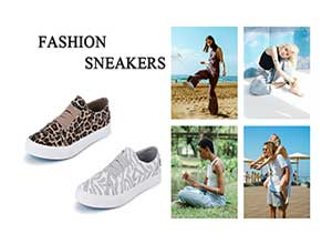 JENN ARDOR Women Fashion Sneakers