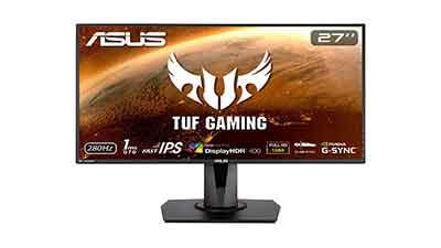 ASUS TUF Gaming VG279QM 27 inch HDR Monitor