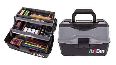 Portable Art and Craft Organizer