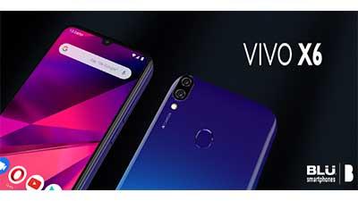 BLU Vivo XII 6.3inch 128GB 4GB RAM Mobile