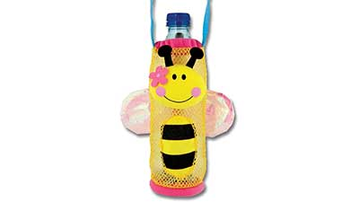 Stephen Joseph Bottle Buddy Bee