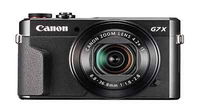 Canon PowerShot G7 X Mark II 20.1-MP Video Camera