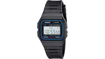 Casio Mens Classic Resin Strap Sport Watch