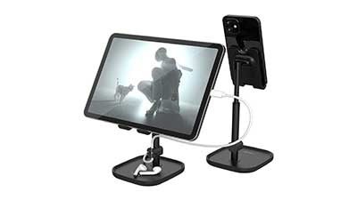Foldable Cell Phone Tablet Stand