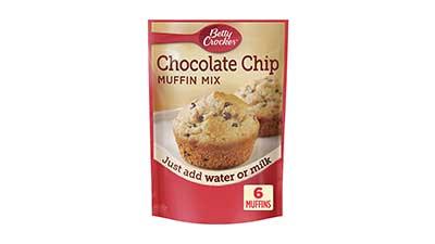Chocolate Chip Muffin Mix