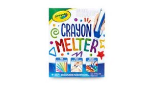 Crayola Crayon Melter Kit