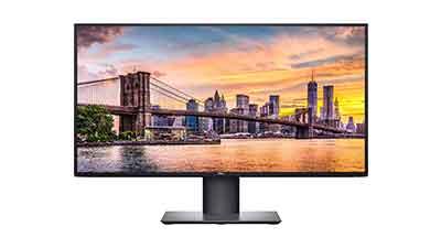 Dell UltraSharp U2720Q 27 Inch 4K UHD Monitor