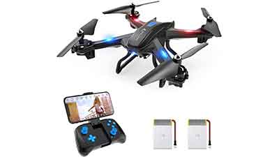 SNAPTAIN S5C WiFi FPV Drone with 2K Camera